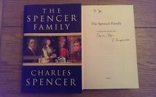 The Spencer Family SIGNED & DATED Earl Charles Spencer HB 1999 1st/2nd Dedicated