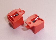 2 x Stylus Pioneer PLJ210, PLZ460, PLZ82, PLZ92,  PLZ94, PLZ95 Turntable Parts