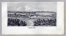 Lemförde - Lithographie aus Görges 1843