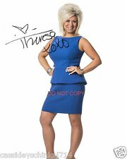 "Theresa Caputo TV show Long Island Medium 8x10"" reprint Signed Photo #3 RP"