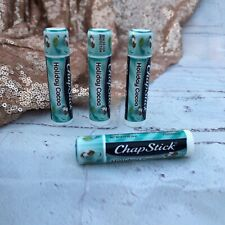 4x New Chapstick Holiday Cocoa Limited Edition