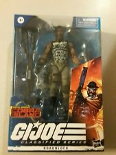 GI Joe Classified Series 2 Action Figure Roadblock #11 Cobra Island