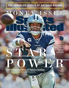 Dak Prescott Dallas Cowboys Sports Illustrated cover photo #2 - select size