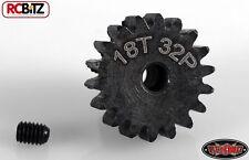 RC4WD 18t 32p Acero endurecido piñón GEAR con GRUB scred 3.2 mm R3 AX2 z-g0066