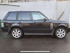 Range Rover L322 4.4 Vogue Breaking - Java Black