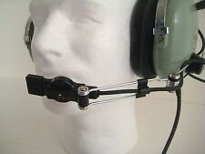 Refurbished David Clark Military Headset Model H10-76 with Volume Control