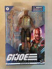 Hasbro GI Joe Classified Series ROADBLOCK 6? Action Figure #01 DAMAGED BOX