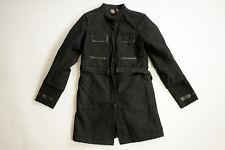 Prada Women Jacket Fur lined Trench Jacket Coat Art. 280608 size 42US 6