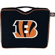 NFL Cincinnati Bengals STADIUM SEAT CUSHION w/ Handle Padded Bleacher Pad Game