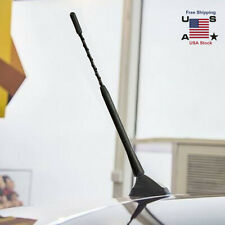 "New 9"" Universal Car Antenna Radio AM/FM Antena Roof Mast Long Whip style Toyota"