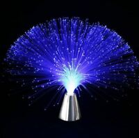 3 Multicolor Fiber Optic Lamp Light Holiday Wedding Centerpiece Fiberoptic LED