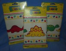 NIP SUNWORTHY DINOSAUR BABIES WALL BORDER WALLPAPER DINOS BORDEN