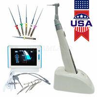 Dental Reciprocating Endo Motor 16:1 Root Canal Treatment Apex Locator Niti File