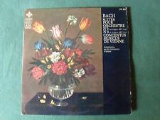 BACH, suites orchestre / CONCENTUS MUSICUS HARNONCOURT LP DAS ALTE WERK CTB 2093