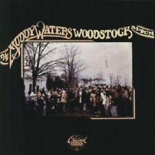 MUDDY WATERS - WOODSTOCK ALBUM  CD  9 TRACKS BLUES  POP  NEW+