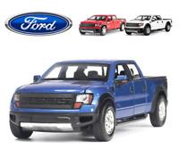 Ford Ranger F150 SVT Raptor Supercrew Pickup Model Diecast Car Truck Toys Gift