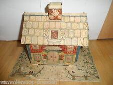 24289 AdventsHäuschen Adventskalender Weihnachtskalender 6.-24 Dez um 1910