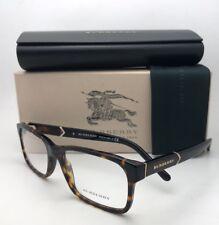 d11b76166be2 New BURBERRY Eyeglasses B 2150 3002 55-17 140 Tortoise   Black Frame with  Gold