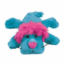 Kong Cozie King the Purple Haired Lion Dog Toy  Free Shipping )