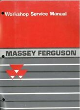 Business, Office & Industrial Massey 168 Workshop Manual Reprint 1856000m1 Agriculture/farming