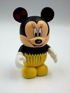 Figurine Toys Disney Bakey Series Vinylmation Mickey Series Minnie 8 CM