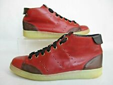 Adidas Stan Smith Mid trainers - UK10 / EU44 2/3 - Red