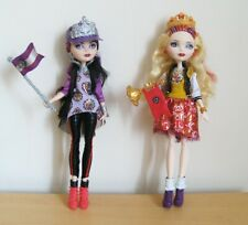 Ever After High School Spirit 2-pack with Raven Queen and Apple White Dolls