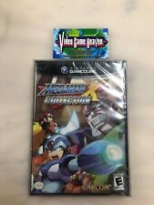 Mega Man X Collection (GAMECUBE,2006) *FACTORY SEALED / BRAND NEW*