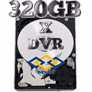 """HARD DISK HD 320GB 7200RPM SATA 3.5"""" PER SISTEMI DI VIDEOSORVEGLIANZA DVR E NVR"""