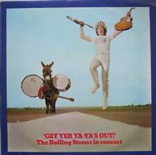 THE ROLLING STONES - GET YER YA-YA'S OUT!  - LP
