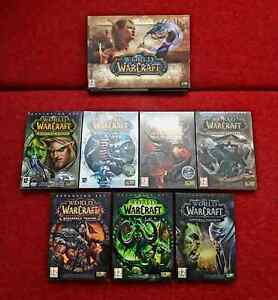 World of Warcraft PC collection - Brand New Factory Sealed