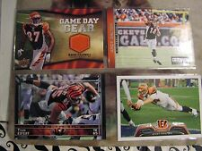 Cincinnati Bengals 380-400  Cards Team Lot of Stars & Commons NFL Football