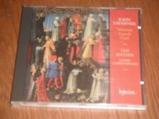 John Taverner Western Wynde Mass - The Sixteen Harry Christophers (CD)