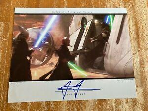 Star Wars Limited Edition A3 Print Signed Jesse Jensen Official Star Wars