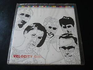 VELOCITY GIRL...AUDREY'S EYES..ALTERNATIVE INDIE POP ROCK..SUB POP CLEAR VINYL