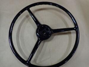 A35602 A167345 Steering Wheel Fits Case 430 470 530 570 W26 Cap Won't Fit