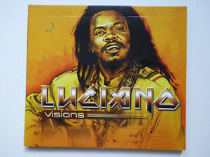 LUCIANO * Visions * VG+ (Sehr gut) (CD)