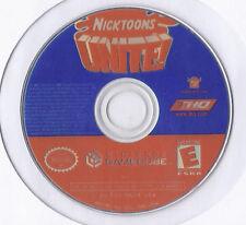 Nintendo GameCube Game Nicktoons Unite Rare & HTF