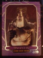 Star Wars 2012 Galactic Files 1 #62 Wat Tambor Techno Union Foreman NrMint-MINT