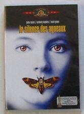 DVD LE SILENCE DES AGNEAUX - Jodie FOSTER / Anthony HOPKINS / Scott GLENN