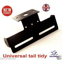 Bobber custom motorcycle tail tidy number plate holder rsend tailtidy