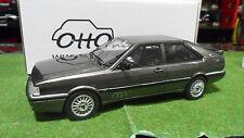 AUDI Coupé GT gris echelle 1/18 d OTTOMOBILE OTTO MODELS OT111 voiture miniature