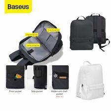 Baseus 13 15.6 Laptop Backpack Waterproof Notebook Rucksack Macbook Shoulder Bag