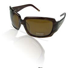 Femmes lunettes de soleil polaroid polarized lens UV400 cat 3 conduite de 6754B rayée