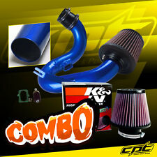 12-16 Chevy Sonic 1.8L 4cyl Blue Cold Air Intake + K&N Air Filter