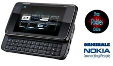 Nokia N900 32GB Black (All Networks) Smartphone 4BAND 5MP WLAN GPS 3G TOP OVP