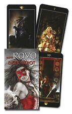 Royo Dark Mini Tarot Deck - Haunting Beauty - 78 Cards & Instruction Booklet