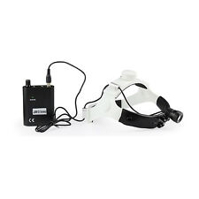 Dental Surgical 1W Headband Type Rechargeable Ent LED Headlight Lamp JD2100 New