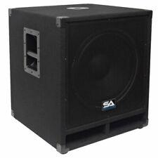 Seismic Audio 15