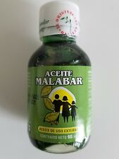 2 Pack- ACEITE MALABAR 60ML 100% Remedio Natural para Articulaciones
